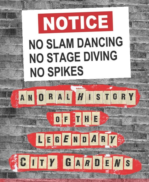 This is how DiWulf began. The 2014 release of No Slam Dancing was the culmination of over 10 years of work for Steven and Amy. No publisher would touch it. They wanted to change the name, make it shorter, not be in the oral history format, and the list goes on.  Nope, nope, and nope. Being old school punkers, we told The Man where to get off and put out ourselves. The book did very well, proving that there is an audience of people who want to know the past to see the future.