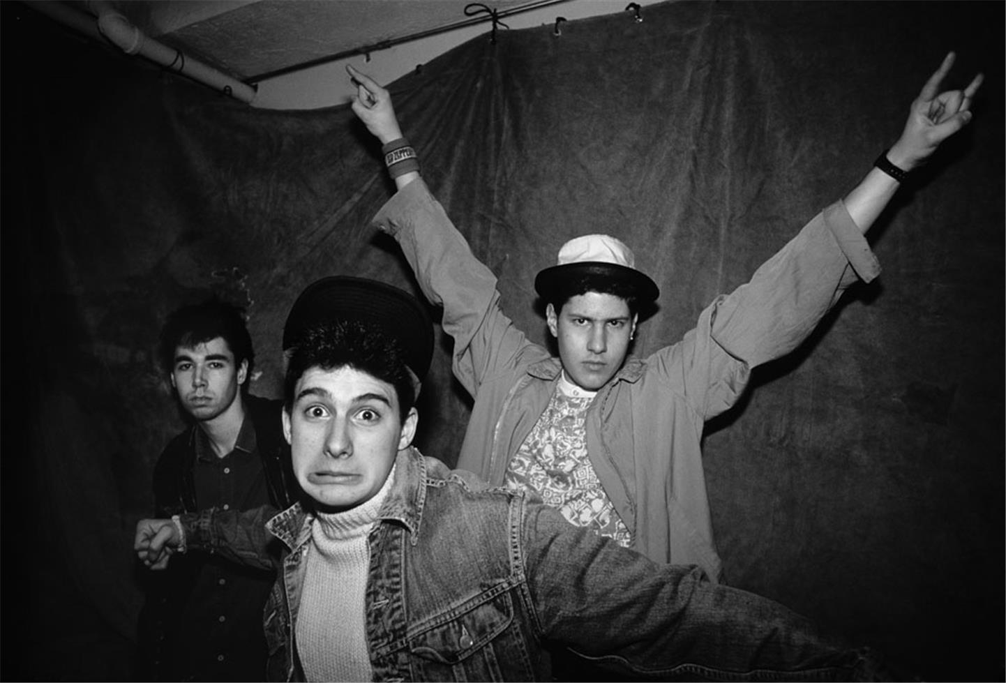 Beastie Boys    photo by    Lynn Goldsmith