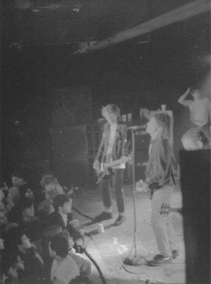 The Replacements    at City Gardens. Photo by    Liz Sheehy
