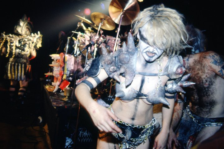 GWAR    at City Gardens. Photo by    Ken Salerno