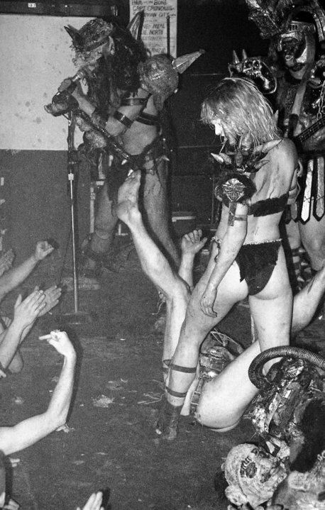 GWAR    photo by    Ken Salerno