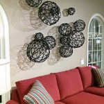 Wire ball art from Global Views