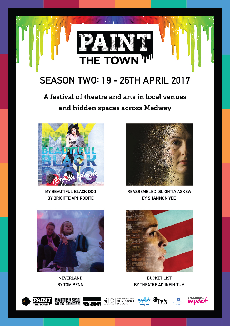 Paint The Town - Season Two: Spring 2016