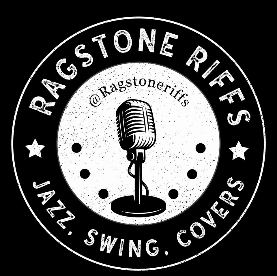 Ragstone Riffs - Saturday 28th October: 1-2pmRagstone Riffs are a 3 piece band playing swing, jazz, funk and modern covers. They turn modern songs and swing em...Follow on Facebook