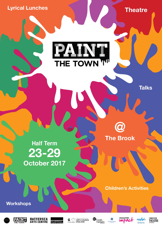 Paint The Town - Season Three: Autumn 2017