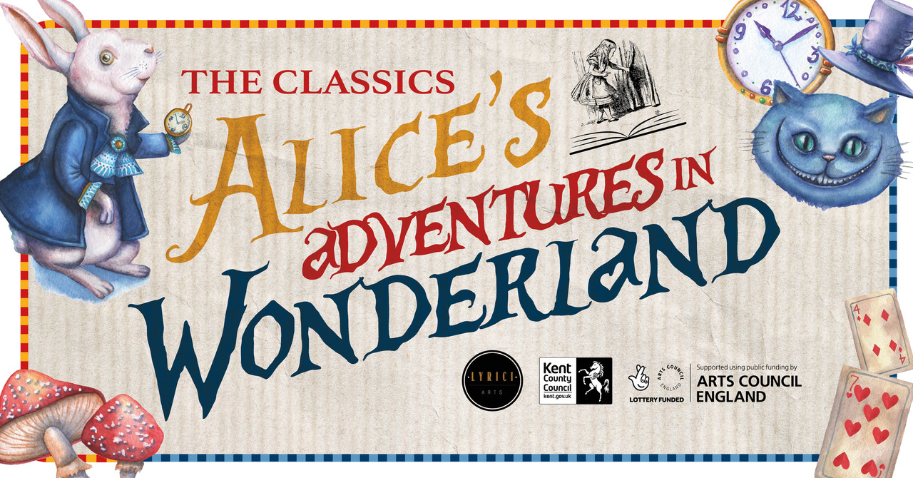 The Classics: Alice's Adventures in Wonderland