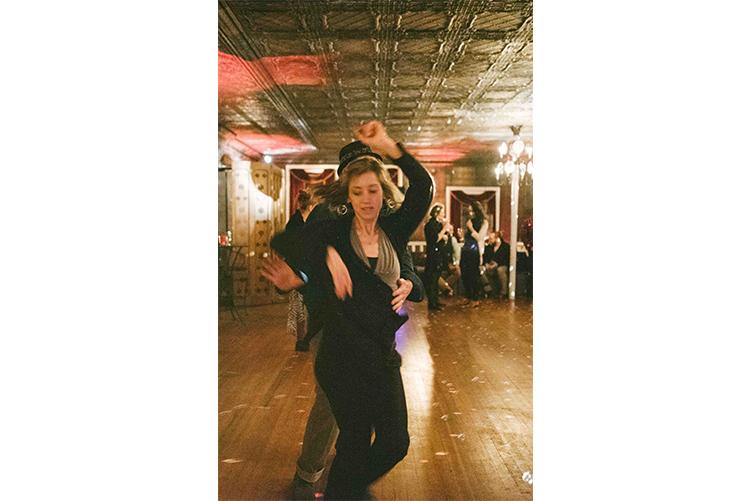 Dancers at The Tin Ballroom Lawrence Brau photography