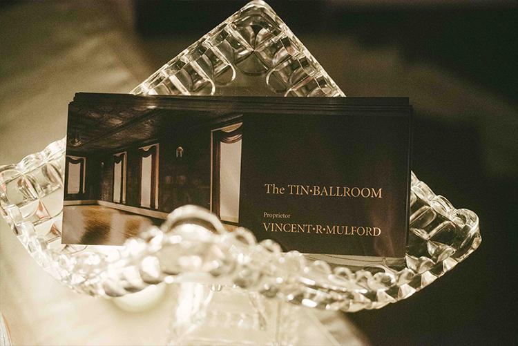 The Tin Ballroom Promo Lawrence Brau photography