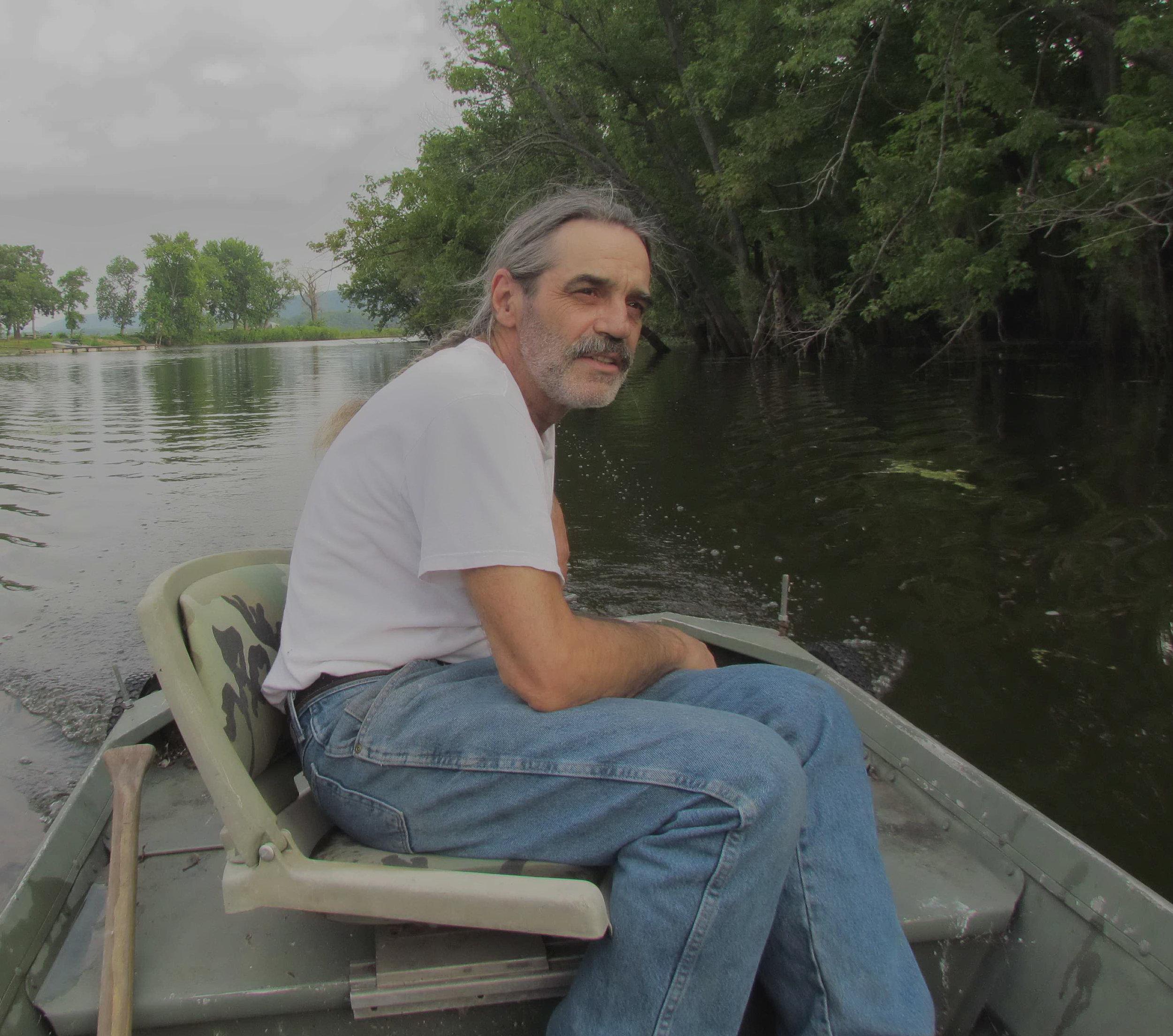 David Meixner; Resident in Bay City, Wisconsin