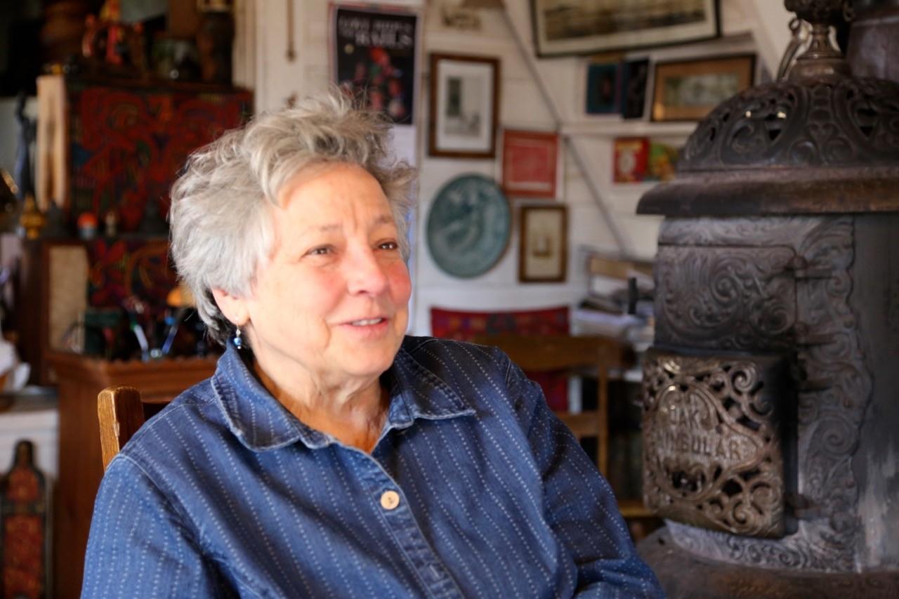 Judy Krohn - Photo by Anne Queenan