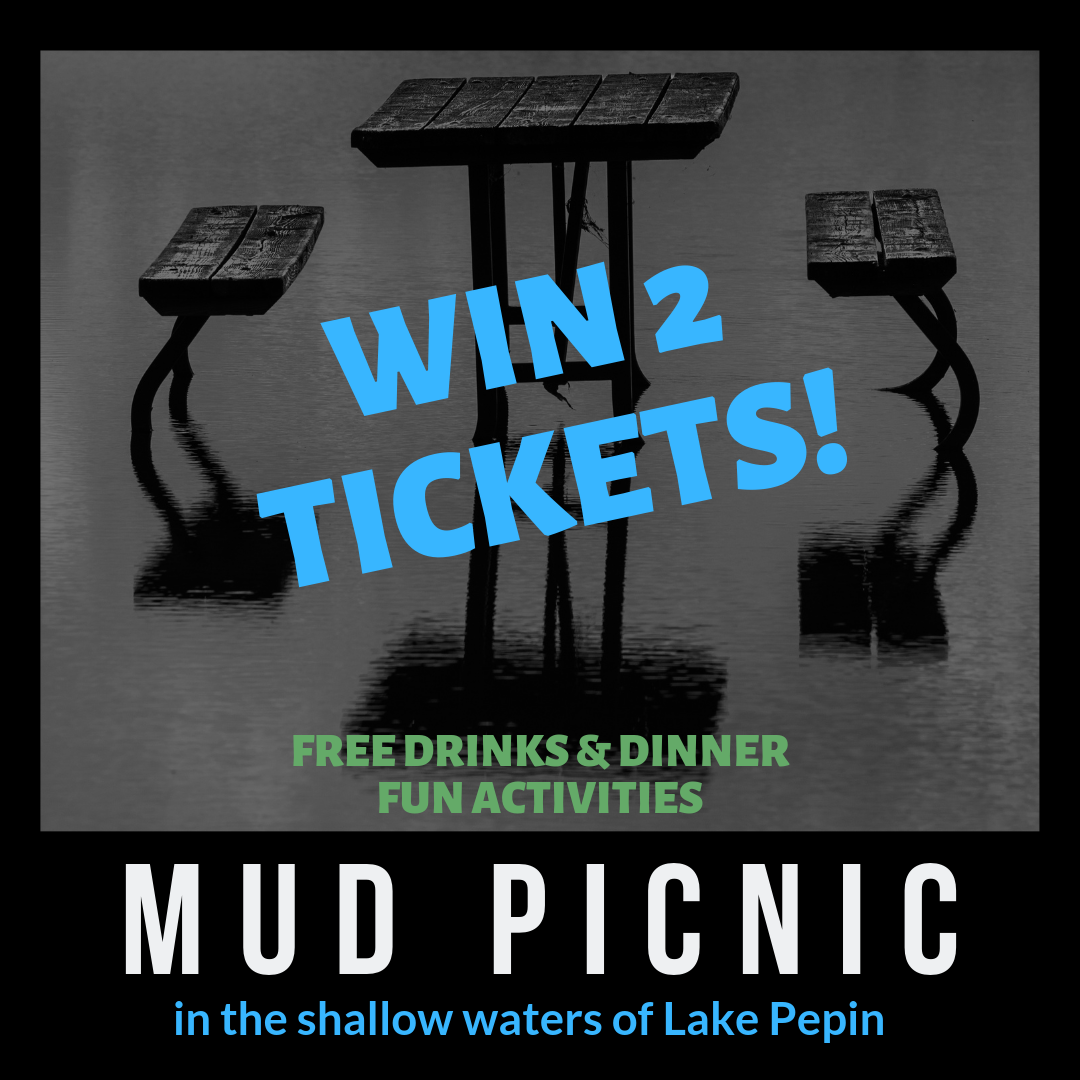 Contribute any amount until August 16th and be automatically entered to win 2 tickets to the Mud Picnic!