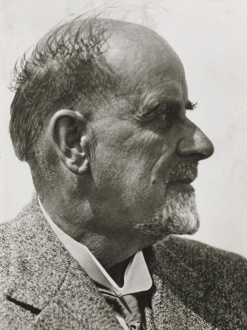 Karl Moser, Architekt