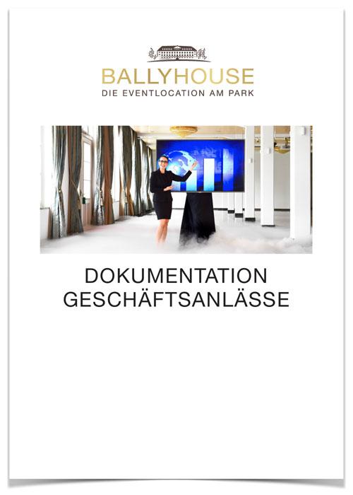 Dokumentation Ballyhouse (PDF)