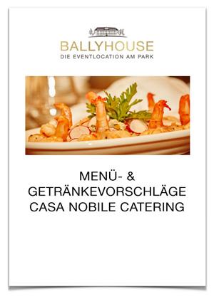 Vorschläge Casa Nobile Catering (PDF)