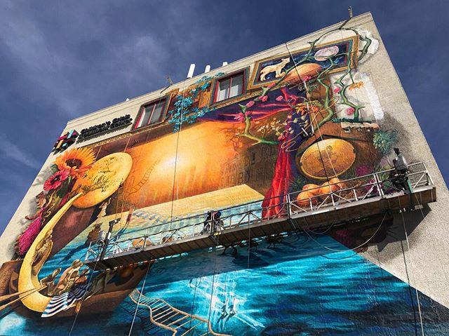 #TBT Urban Fairytale . . . . . . . .  #philadelphia #philly #mural #philadelphiaart #muralart #phillygram #phillysupportphilly #phillyart #phillyartist #phillylove #phillyigers #phillymade #phillyartists #discoverphl #whyilovephilly #visitphilly #igers_philly #explore215 #phillyphire #explorephilly #phillymurals #phl #artinphilly #phillycreatives #cityofbrotherlylove #howphillyseesphilly #phillymural #fishtown #phillyart