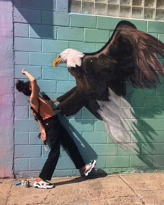 Monday #Mood . . . . . . .  #philadelphia #philly #philadelphiaart #philadelphiaartist #bellavista #southphilly #southstreetphilly #phillygram #phillysupportphilly #phillyart #phillyartist #phillylove #phillyigers #phillymade #phillyartists #discoverphl #whyilovephilly #visitphilly #igers_philly #explore215 #explorephilly #phillymurals #artinphilly #phillycreatives #howphillyseesphilly #flyeaglesfly #gobirds #bleedgreen #mondays
