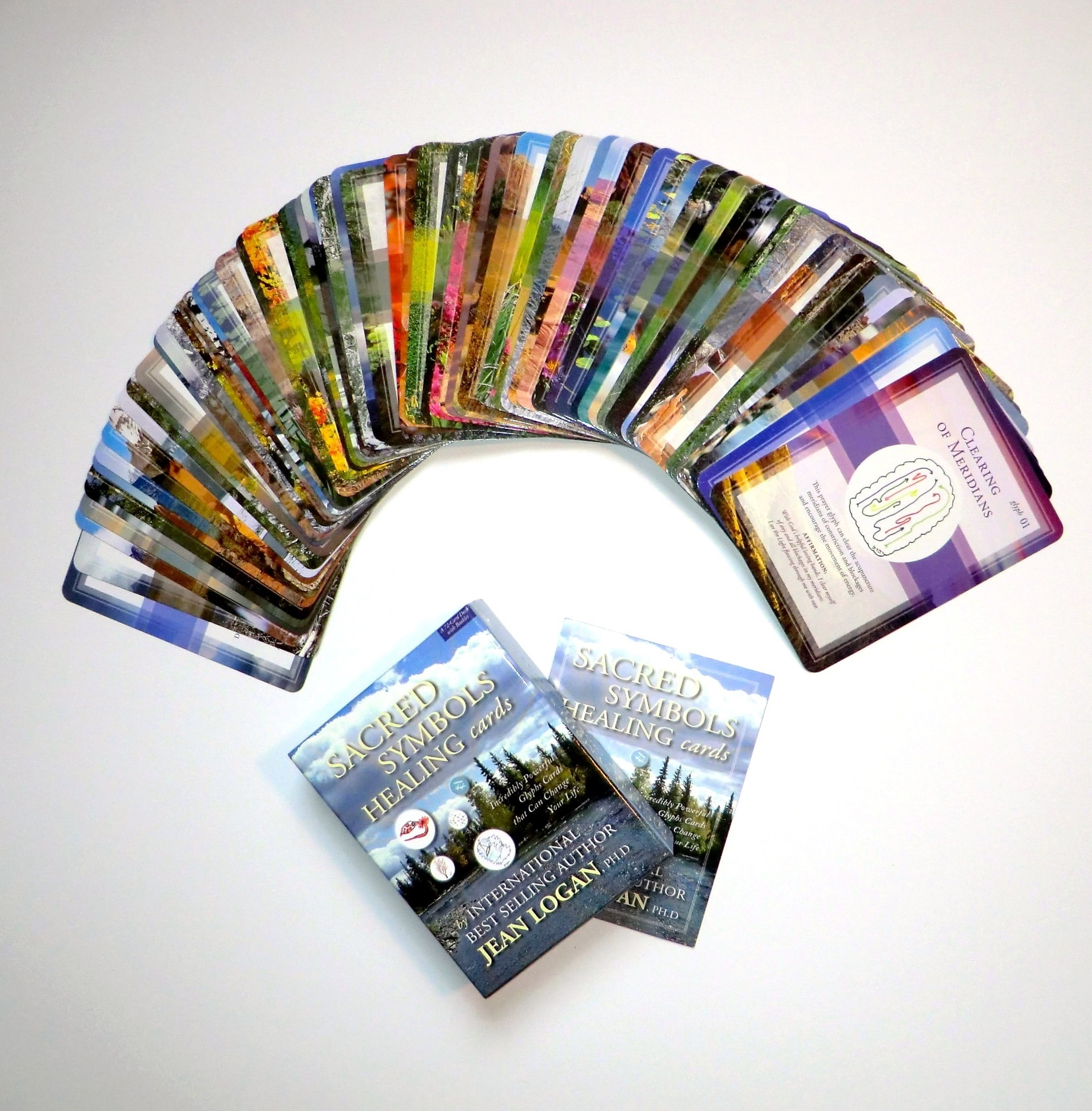 HEALING SYMBOLS CARD DECK