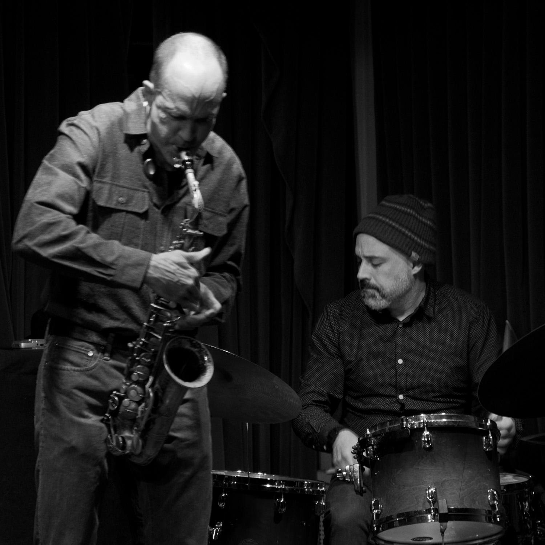 Rob Brown and Juan Carletti, 2015