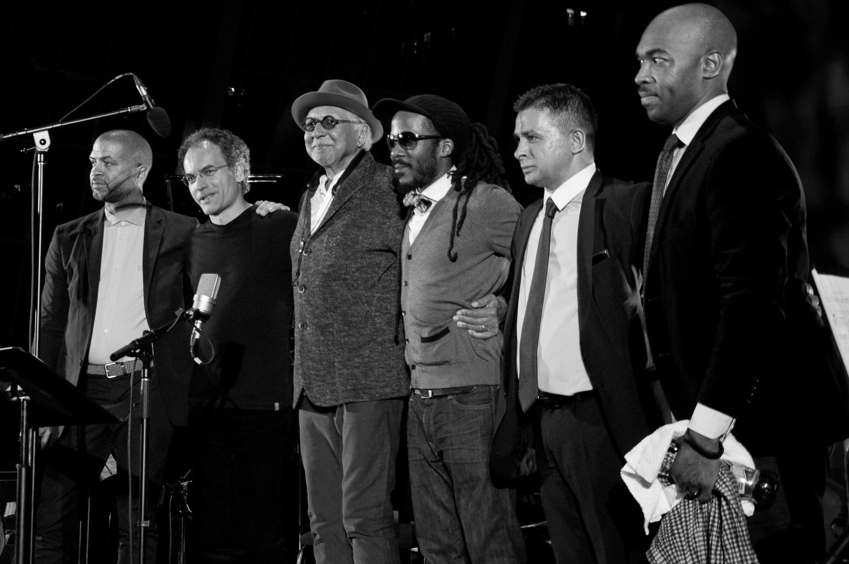Jason Moran, Sokratis Sinopoulos, Charles Lloyd, Joe Sanders, Miklós Lukács, Eric Harland, 2015