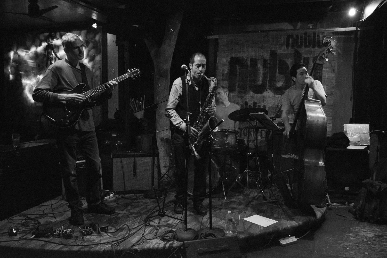 Jerome Sabbagh Quartet, 2015