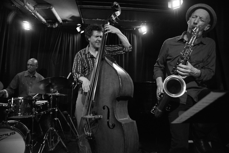 Eric McPherson, Stephan Crump, Ellery Eskelin,2016