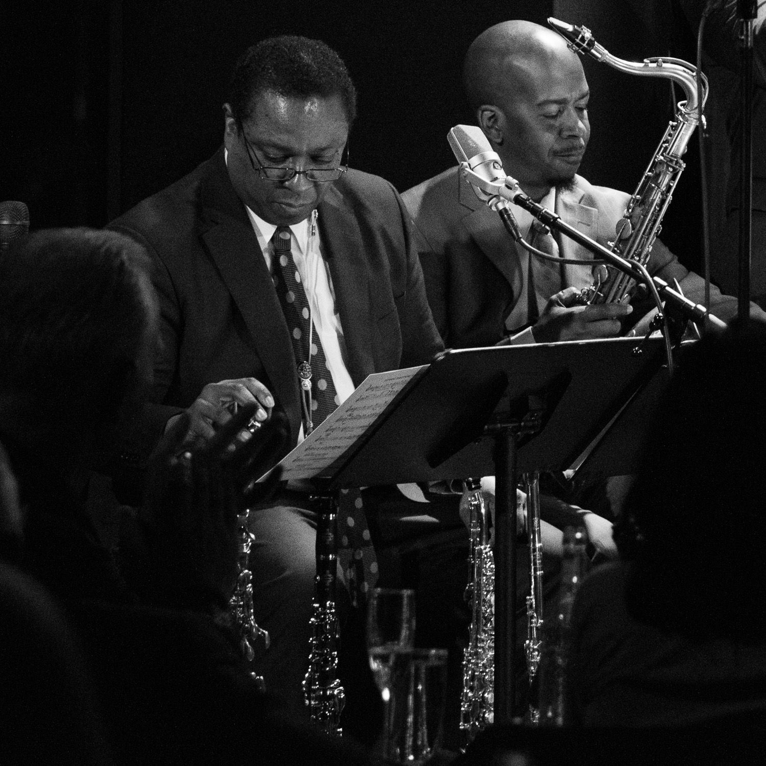Vincent Herring and Greg Tardy, 2016