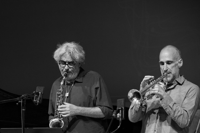 Tim Berne and Ralph Alessi, 2016