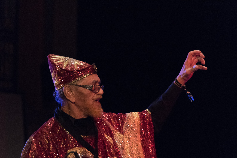 Marshall Allen, 2016