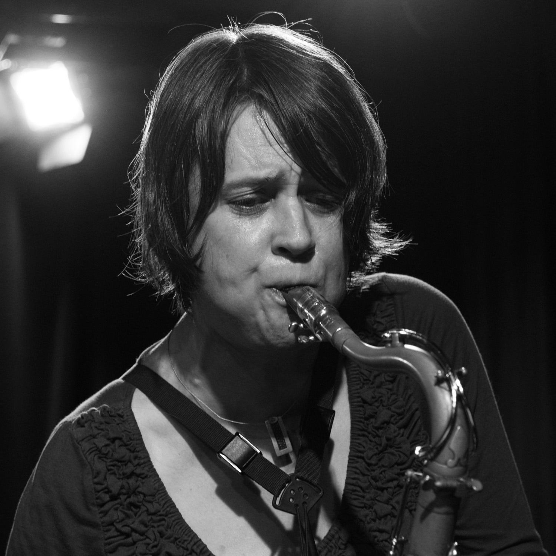 Ingrid Laubrock, 2016