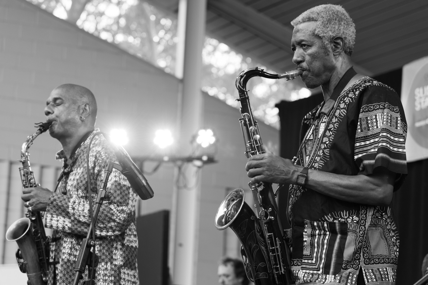Tk Blue and Billy Harper, 2016