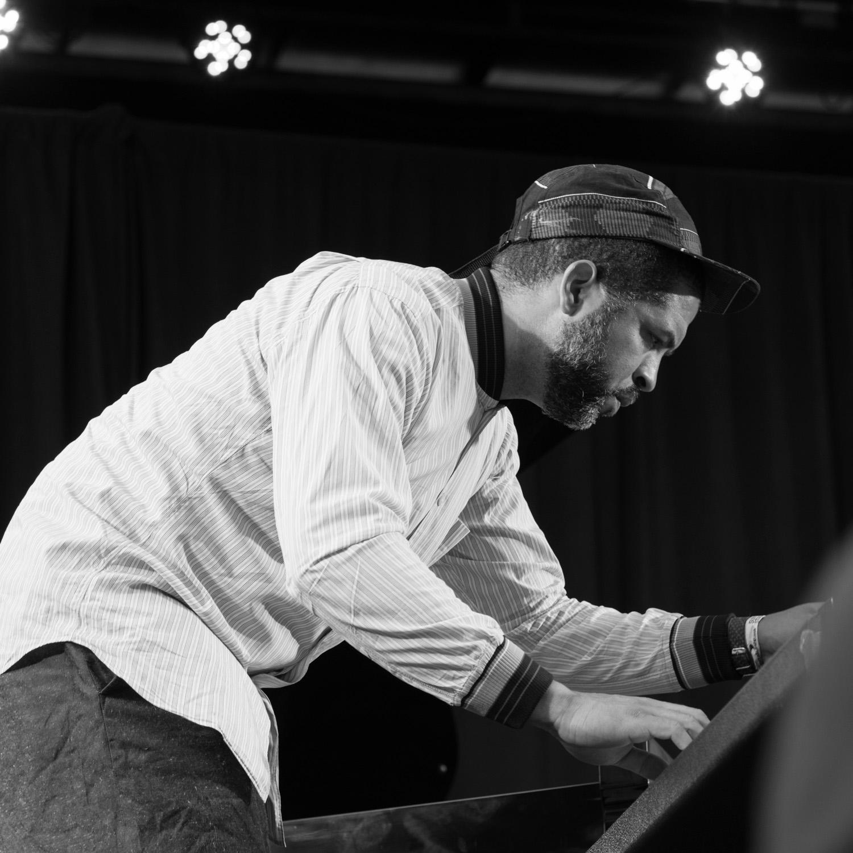 Jason Moran, 2016