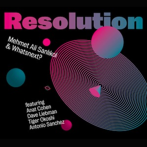 Mehmet Ali Sanlikol - Resolution