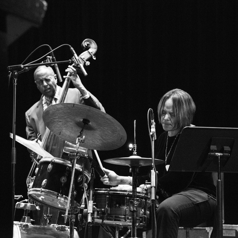 Terri Lyne Carrington and Robert Hurst