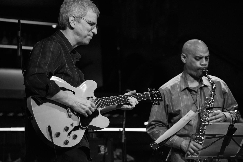 Steve Cardenas and Steve Wilson, 2016