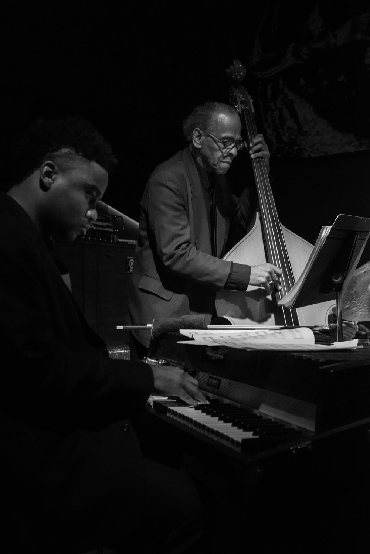 David Bryant and Cecil McBee, 2016