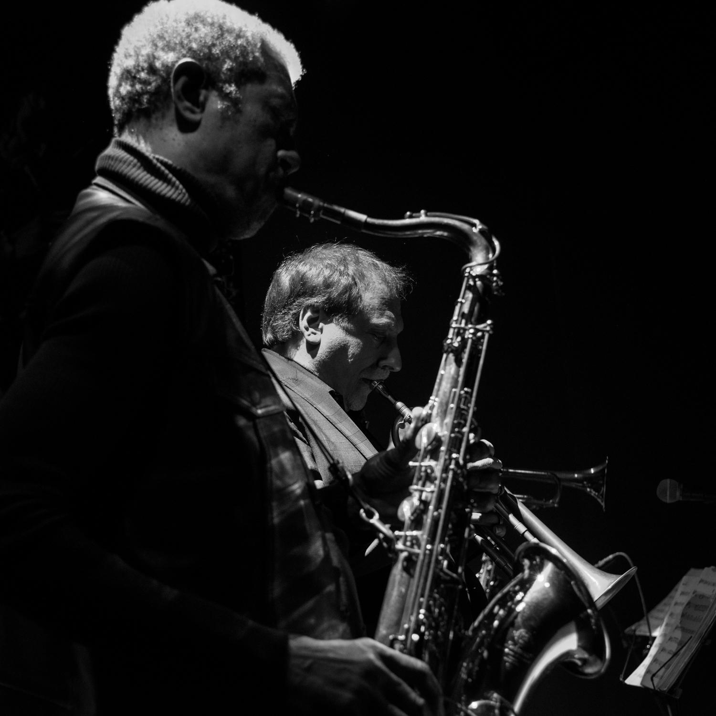 Billy Harper and David Weiss, 2016
