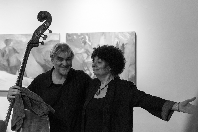 Ken Filiano and Jay Clayton, 2017