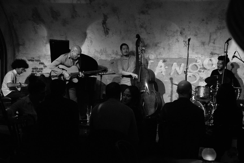 Mark Whitfield Quartet, 2017