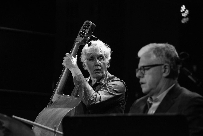 Mark Dresser and Matt Wilson, 2017