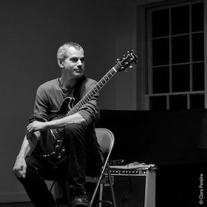 Ben Monder, 2015,NYC ©Clara Pereira