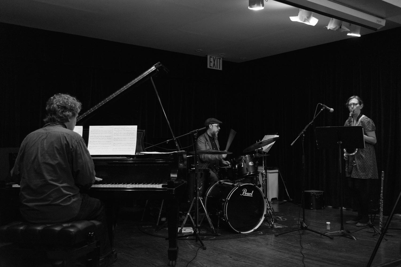 Anna Webber's Simple Trio, 2017