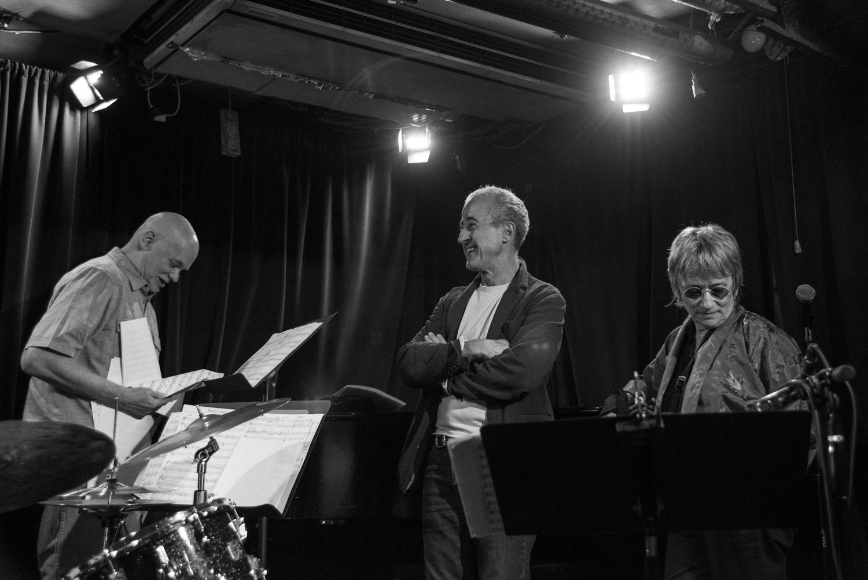 Jane Ira Bloom Trio, 2017