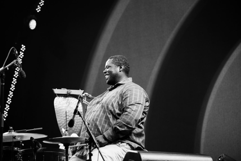 Johnathan Blake, 2017