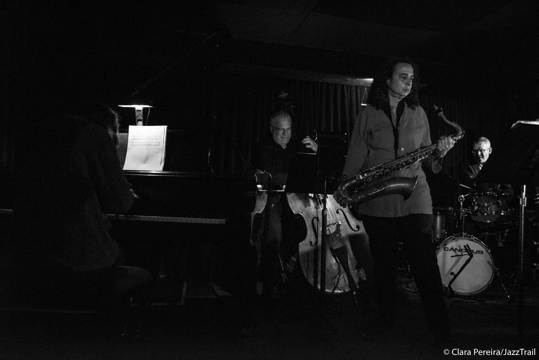 Jeff 'Siege' Siegel Quartet, 2017