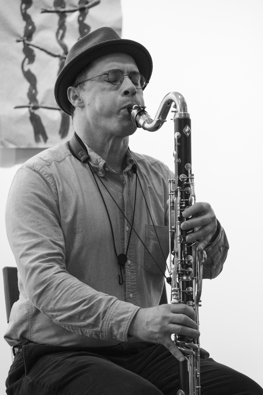Ned Rothenberg, 2018