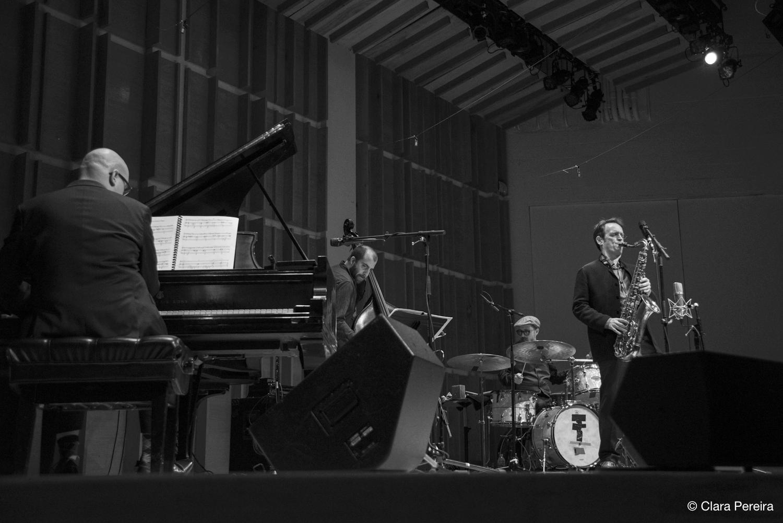 Patrick Zimmerli Quartet, 2018