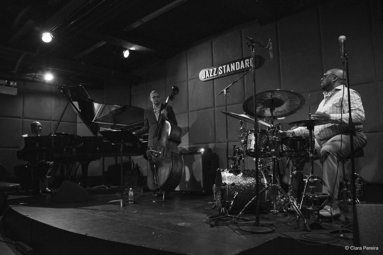 Ralph Peterson Trio, 2018