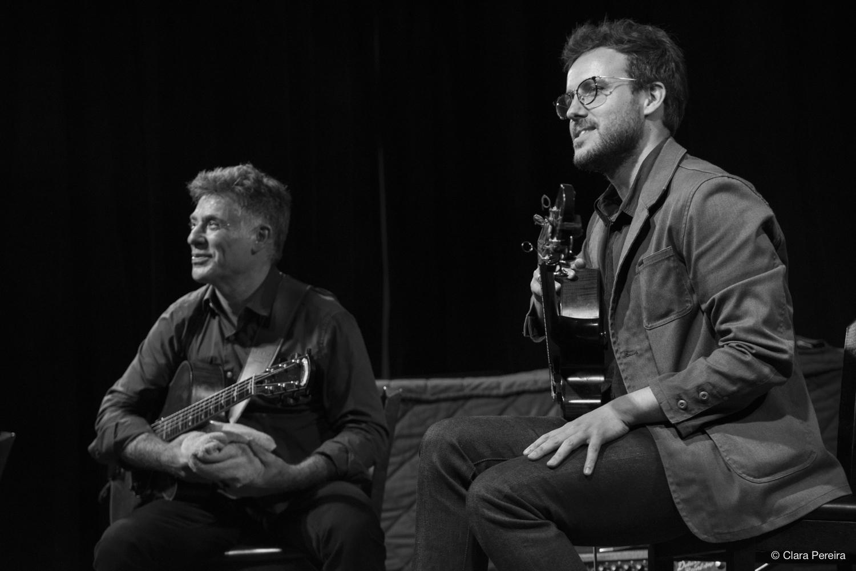 Peter Bernstein and Gilad Hekselman, 2018