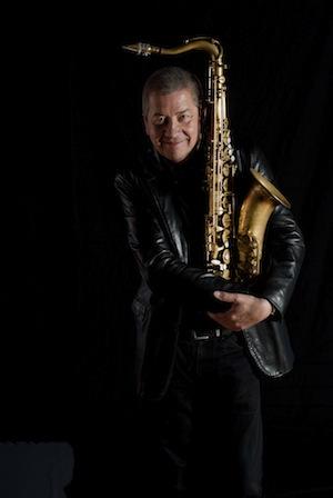 Andy Sheppard, photo by ©Sara da Costa