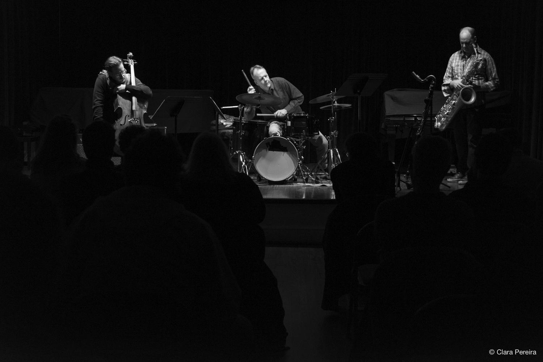 Josh Sinton's Predicate Trio, 2018